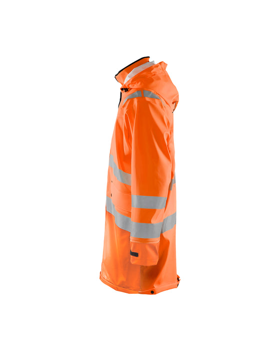 BLÅKLÄDER Rain jacket, heavy weight extreme Orange