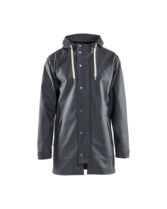 BLÅKLÄDER  Rain Jacket Level 2 Dark grey