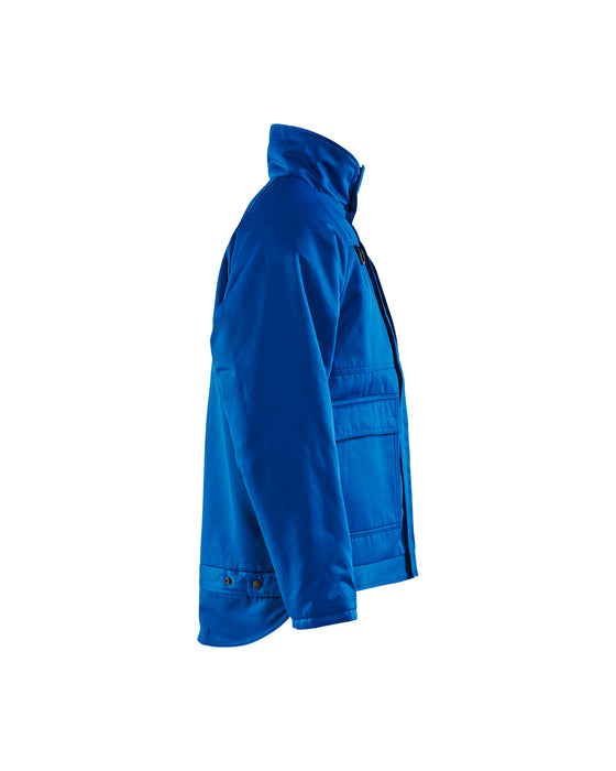 BLÅKLÄDER WINTER JACKET Cornflower blue