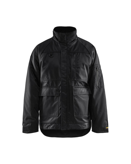 BLÅKLÄDER WINTER JACKET Black