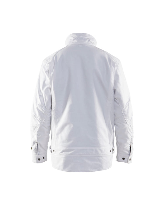 BLÅKLÄDER Winter Jacket White
