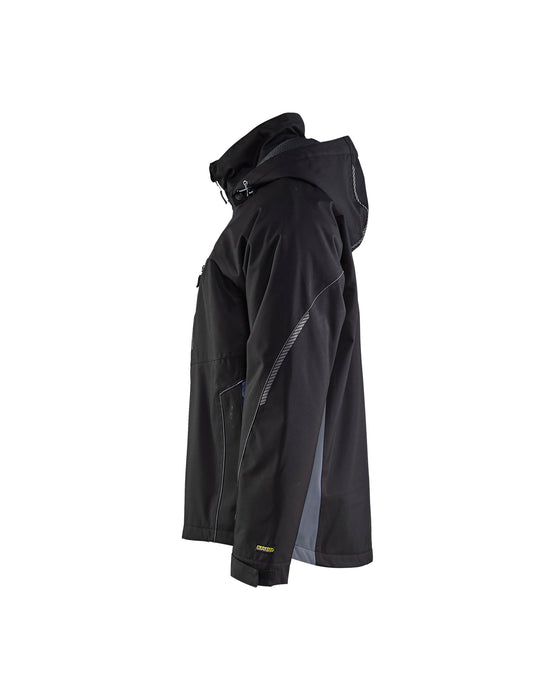 BLÅKLÄDER Functional jacket Black/Grey