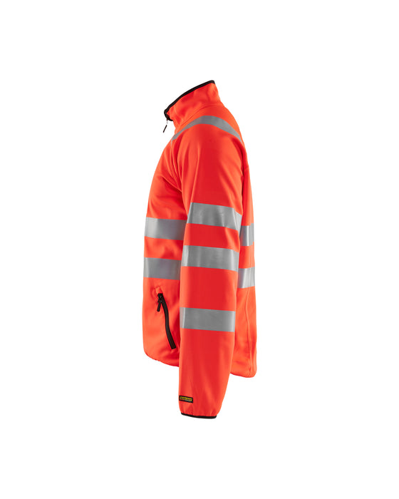 BLÅKLÄDER Hivis sweater Red highviz