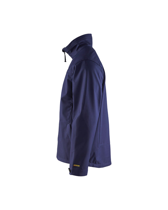 BLÅKLÄDER Original Soft-shell Jacket Navy blue