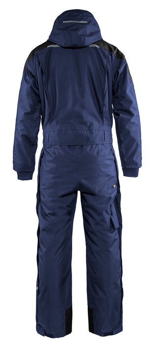BLÅKLÄDER Winter Overall Navy blue/Black