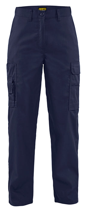 BLÅKLÄDER Ladies Service Trouser Navy blue