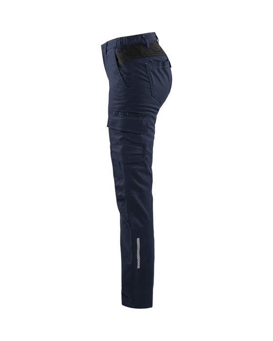 BLÅKLÄDER Industry Trouser  Women  Dark navy/black