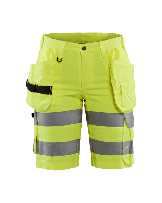 BLÅKLÄDER Hivis shorts class 1 Women Stretch Yellow