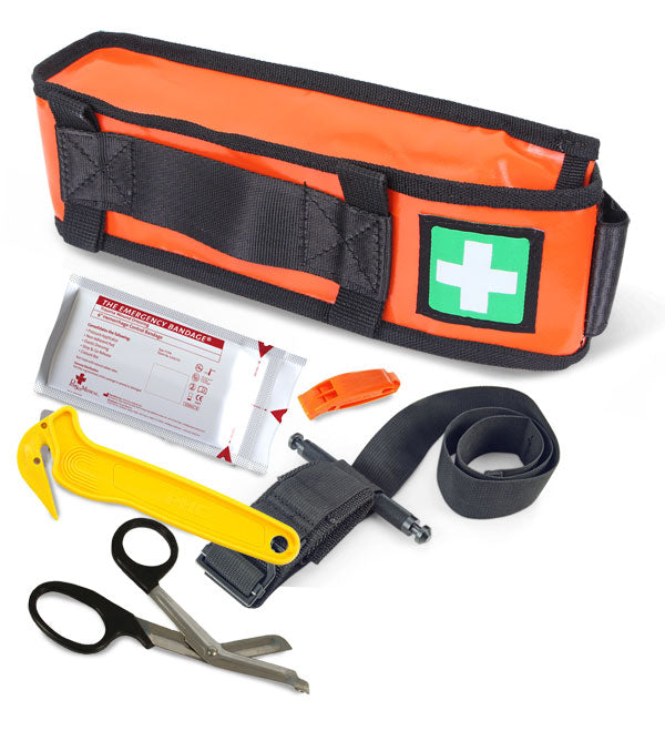 CRITICAL INJURY QUICK RELEASE KIT EMERGENCY 1 Pack