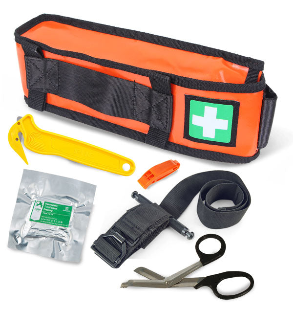 CRITICAL INJURY QUICK RELEASE KIT HAEMOSTATIC 1 Pack