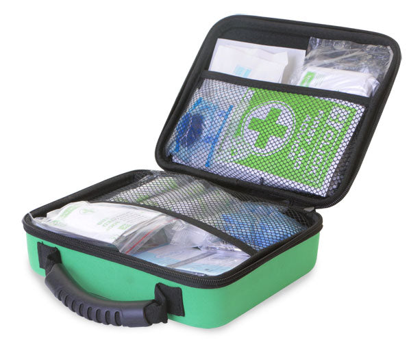Click Medical Bs8599-1 Small First Aid Kit In  Feva Bag 1 Pack