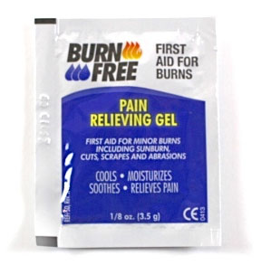Burn Gel Sachets 3.5Mm (Singles) 1 Pack