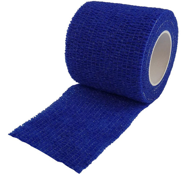 Hygio Grip Cohesive Bandage 2.5Cm X 4.5M Blue Pack Of 1