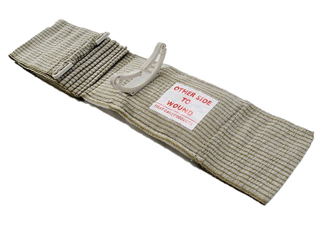 15cm EMERGENCY BANDAGE  1 Pack - Spontex Workwear