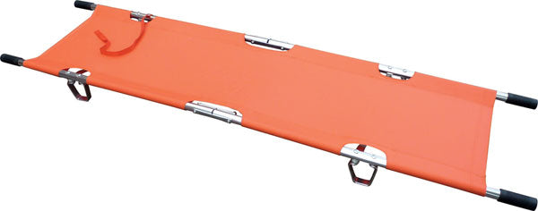 Click Medical Lightweight Two Fold Stretcher 1 Pack