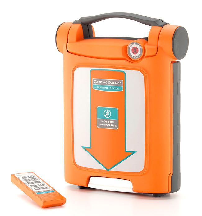 Click Medical G5 Defibrillator Training Unit With Cpr 1 Pack