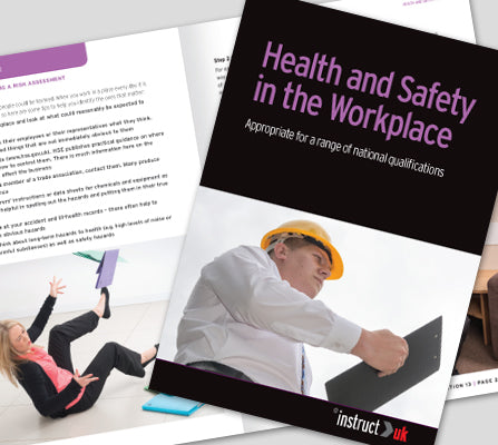 Click Medical Health And Safety Book 1 Pack