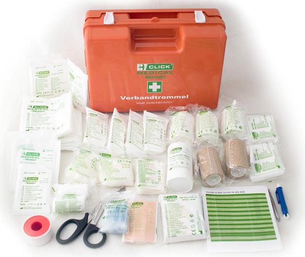 First Aid Kit A - Up To 50 Employees Refill Only 1 Pack