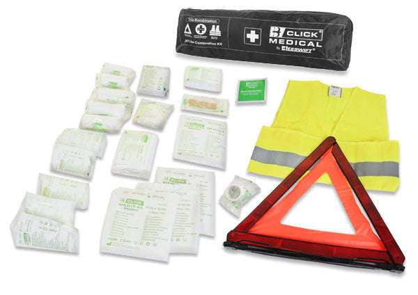 German Combination Vehicle First Aid Kit Din 13164 1 Pack