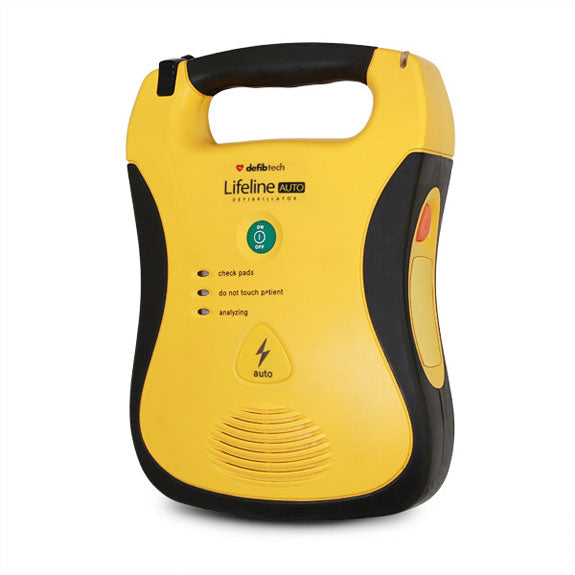Lifeline Fully Automatic Defibrillator 1 Pack