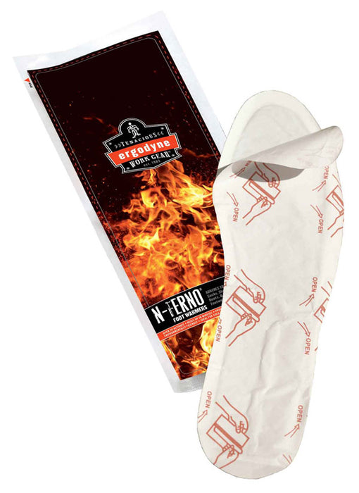 N-FERNO FULL FOOT WARMING PACKS L/ Box of 20