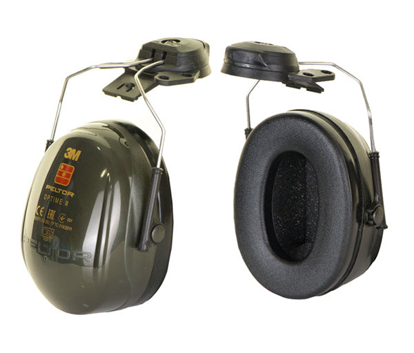 Peltor Optime 2 Helmet Attach  1 Pack