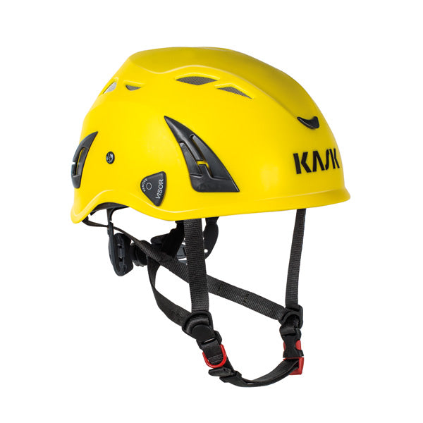 Superplasma Pl Safety Helmet Yellow 1 Pack
