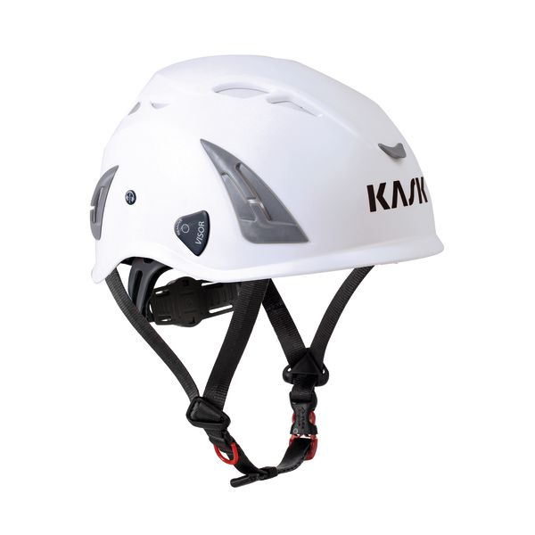 Plasma Aq Safety Helmet White  1 Pack