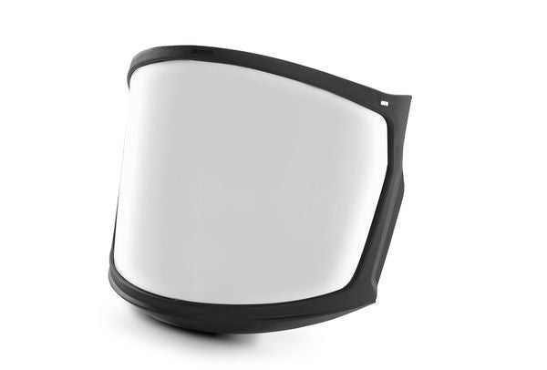Zenith Full Face Polycarb Visor Clear 1 Pack
