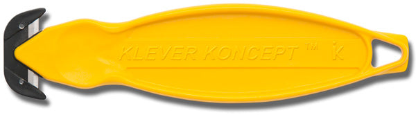 Klever Concept Yellow  Pack Of 1