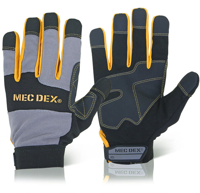 WORK PASSION IMPACT MECHANICS GLOVE       Sold as 1 Pair