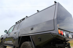 Toyota Landcruiser ASG4x4 200 Series Canopy