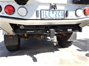 Ford Ranger 2011+ Rear Winch Cradle
