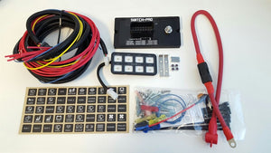 Switch-Pros SP-9100 Switch Panel Power System