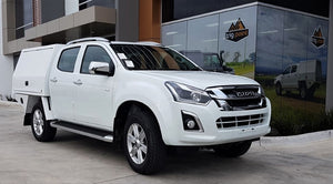 Holden Colorado 2013+ Canopy