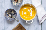 Roasted Butternut Squash and Coconut Soup