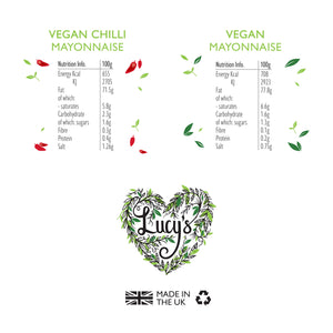 Lucy's Vegan Mayonnaise Bundle