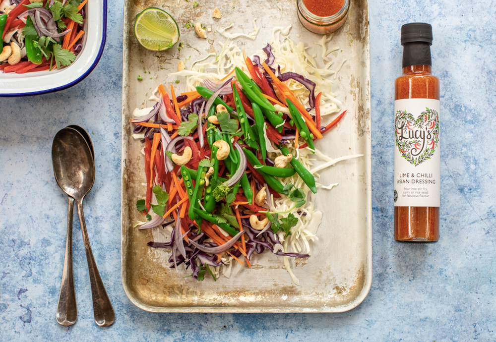 Lime & Chilli Asian Dressing