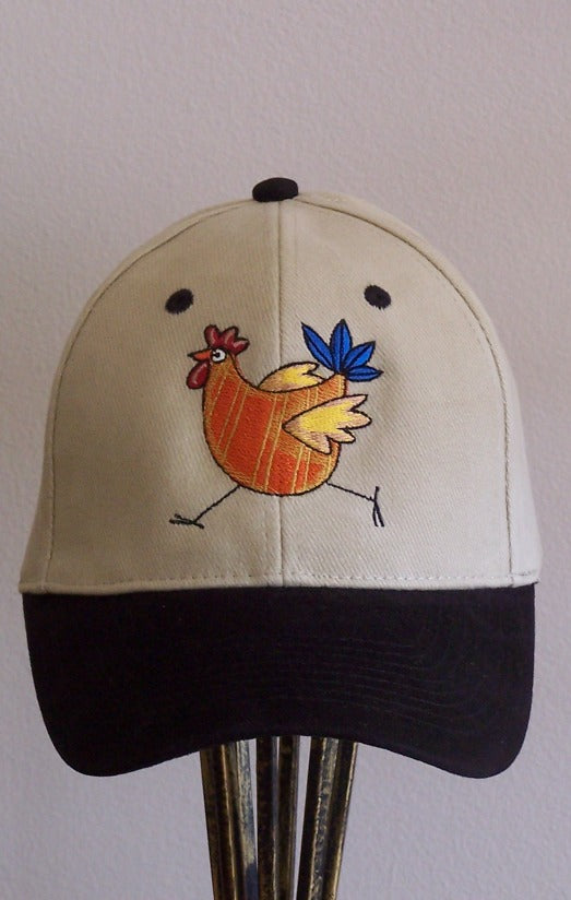 Poultry in Motion - Ball Cap - Hobby Hill Farm