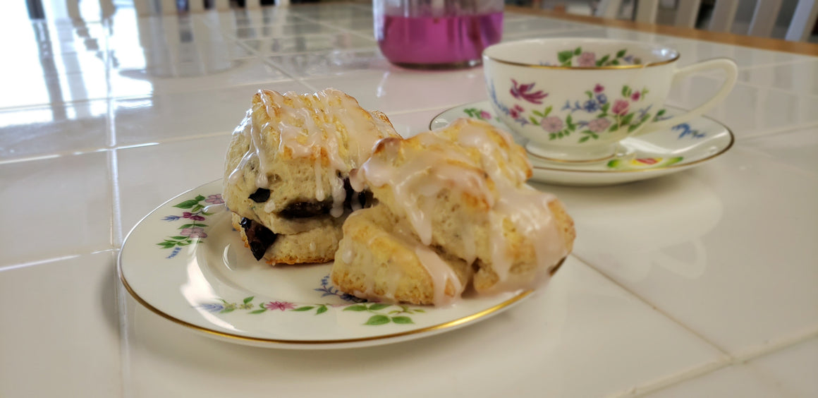 Easy - Peasy Scones & Biscotti Class - Hobby Hill Farm