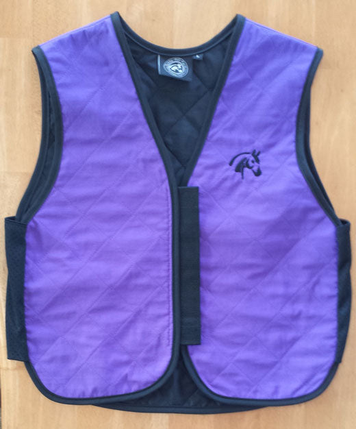 beccffabf1eee Velcro Closure Cooling Vest for Heat Relief - Hobby Hill Farm