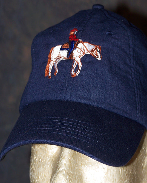 Cooling Cap - Trailrider - Embroidered - Hobby Hill Farm
