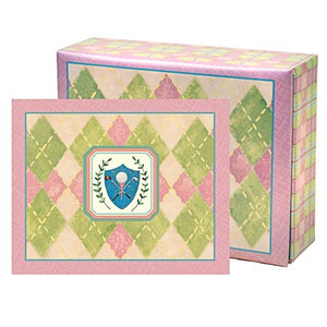 The Club Deluxe Boxed Notecards - Hobby Hill Farm