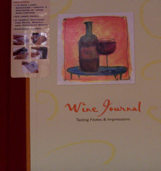 Wine Journal - Contemporary - Hobby Hill Farm