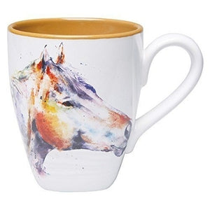 Horse Head Mug - Hobby Hill Farm