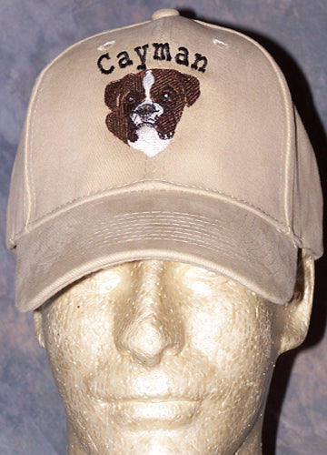 Embroidered Twill Hat - Hobby Hill Farm