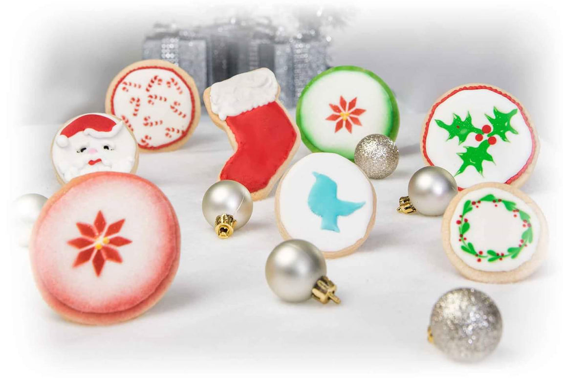 Christmas Sugar Cookie Decorating Classes - Hobby Hill Farm