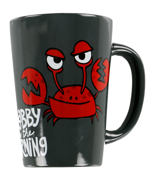 Crabby in the Mornings Mug - Hobby Hill Farm