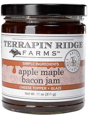 Apple Maple Bacon Jam - Hobby Hill Farm