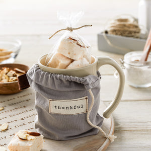Thankful Heart Mug - Hobby Hill Farm